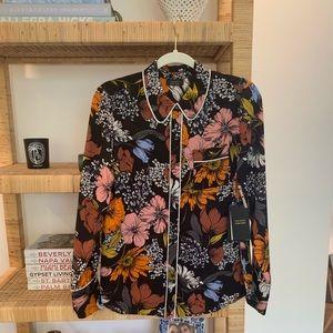Atlantic Pacific x Nordstrom blouse